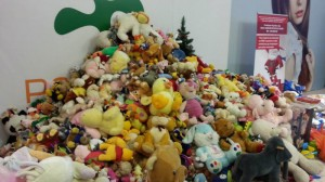 Big pile of toys